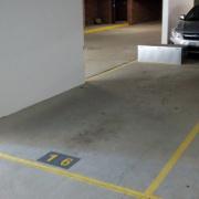 Indoor lot parking on Cook Rd in Centennial Park
