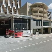 Indoor lot parking on Cordelia St in South Brisbane
