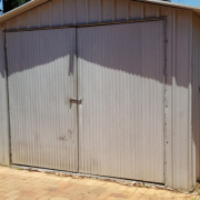 Garage storage on Cowper Circle in Quakers Hill