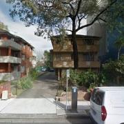 Undercover parking on Cowper St in Parramatta