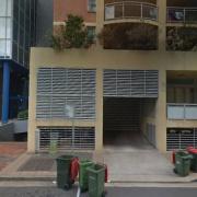 Indoor lot parking on Cowper St in Parramatta