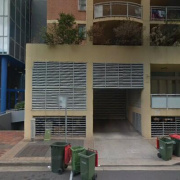 Undercover parking on Cowper Street in Parramatta