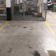 Indoor lot storage on Cowper Street in Parramatta