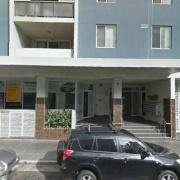 Indoor lot parking on Cowper Street in Parramatta