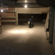 Garage storage on Crinan St in Hurlstone Park