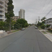 Undercover storage on Cypress Avenue in Surfers Paradise