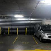 Undercover parking on Danks St in Waterloo