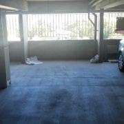 Garage parking on Dauphin Terrace in Highgate Hill