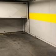 Indoor lot parking on David Street in Brunswick