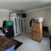 Bedroom storage on