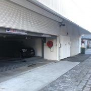 Garage parking on Dight Street in Collingwood Victoria
