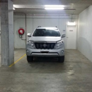 Indoor lot parking on Dora Street in Hurstville