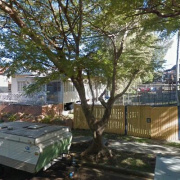Undercover parking on Dowse Street in Paddington