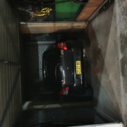 Garage storage on Drummond Street in Warwick Farm New South Wales 2170