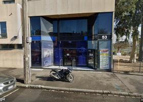 Parking near North Melbourne Station.jpg