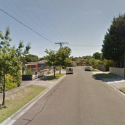 Driveway parking on Duncan Street in Box Hill South