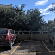 Outdoor lot parking on East Crescent Street in McMahons Point