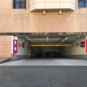 Indoor lot parking on St Andrews Pl in East Melbourne
