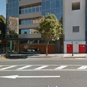 Indoor lot parking on Edward Street in Brisbane