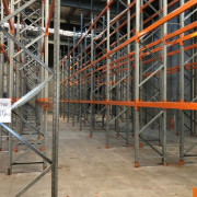 Warehouse storage on