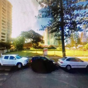 Outdoor lot parking on Enderley Avenue in Surfers Paradise