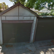 Garage storage on Ernest St in Crows Nest