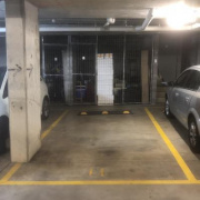 Indoor lot parking on Erskineville Road in Newtown New South Wales 2042