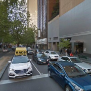 Undercover parking on Exhibition Street Melbourne in Melbourne