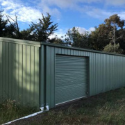 Garage storage on Falvey Road in Orange