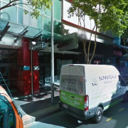 Undercover parking on Felix Street in Brisbane City