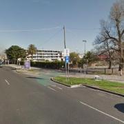 Outside parking on Fitzroy Street in St Kilda