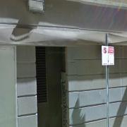 Indoor lot parking on Flinders Ln in Melbourne