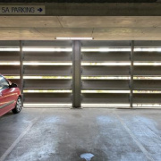 Indoor lot storage on Flinders Street in Melbourne Victoria 3000