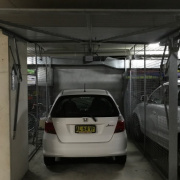 Garage storage on Flood Street in Bondi Junction