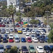 Garage parking on Forrest Avenue in Perth