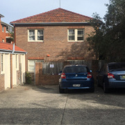 Outdoor lot parking on Forsyth St in Kingsford