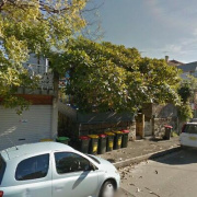 Garage parking on Forsyth Street in Glebe