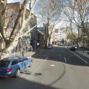 Undercover parking on Foveaux Street in Surry Hills