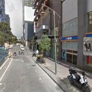 Undercover parking on Franklin Street in Melbourne