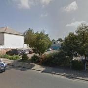 Outdoor lot parking on Frederick Street in Ashfield