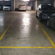 Indoor lot parking on Freshwater Place in Southbank