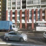 Undercover parking on Gadigal Avenue in Zetland