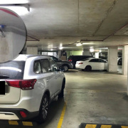 Indoor lot parking on Gardeners Road in Mascot New South Wales 2020