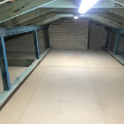 Attic storage on Gatton Way in Embleton