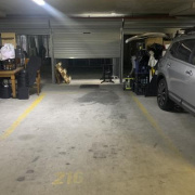 Indoor lot parking on Georgina Street in Newtown New South Wales 2042