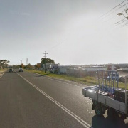 Outdoor lot storage on Gnangara Road in Wangara