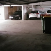 Garage parking on Gold Coast Highway in Burleigh Heads