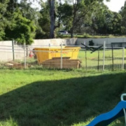 Outdoor lot storage on Gordon Ave in Ingleburn