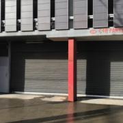 Indoor lot parking on Gordon Street in Footscray