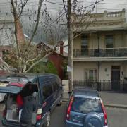 Garage parking on Gore Street in Fitzroy